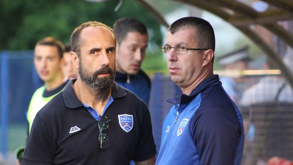 Mirando Petić i Slobodan Starčević