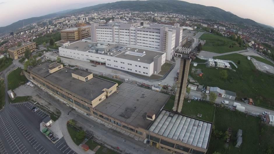 UKC RS, bolnica, Klinički centar