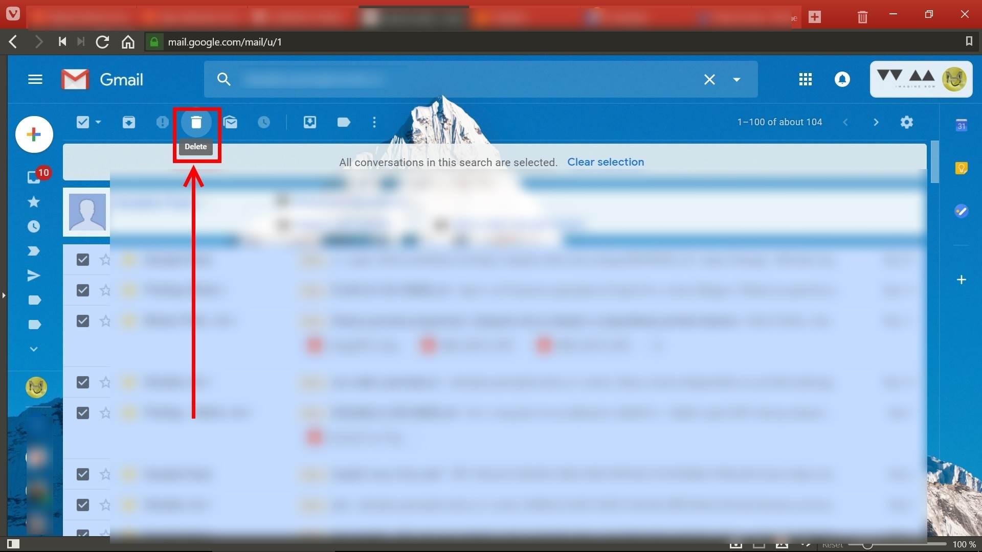 Kako brzo obrisati sve mejlove, Pretraga mejlova, Kako novi GMail da aktiviram