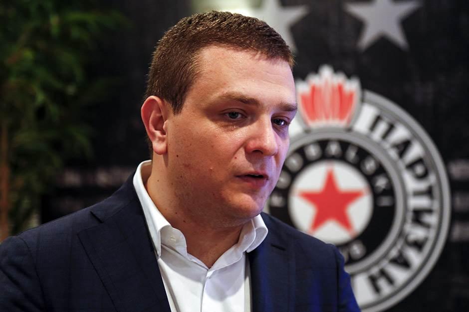 """Vazura: Nema """"bombi"""", ali biće pojačanja u Partizanu"""