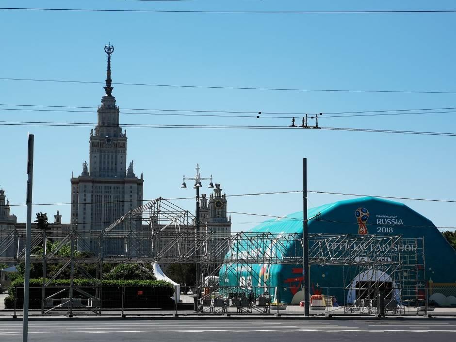 Čarobna Moskva