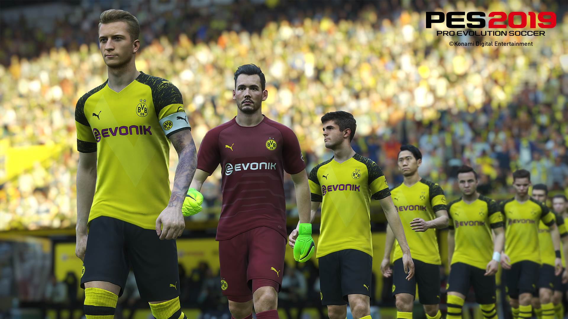 PES 2019 prvi gameplay: Francuska-Argentina VIDEO