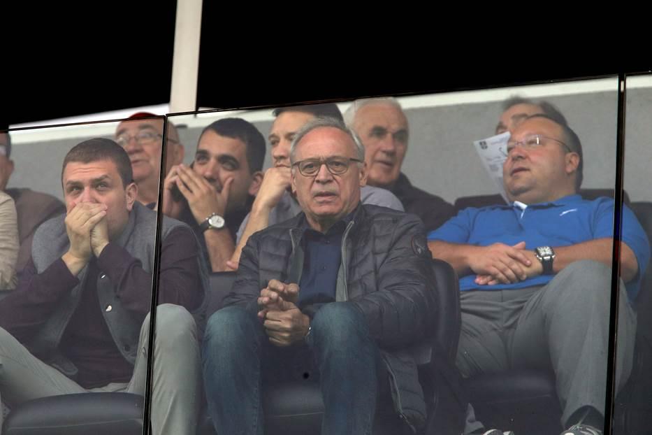 Vučelić o dugu Partizana: Između 21,5 i 22 miliona!