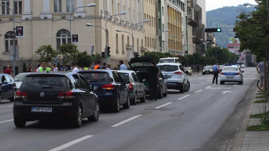Banjaluka, protest, gorivo
