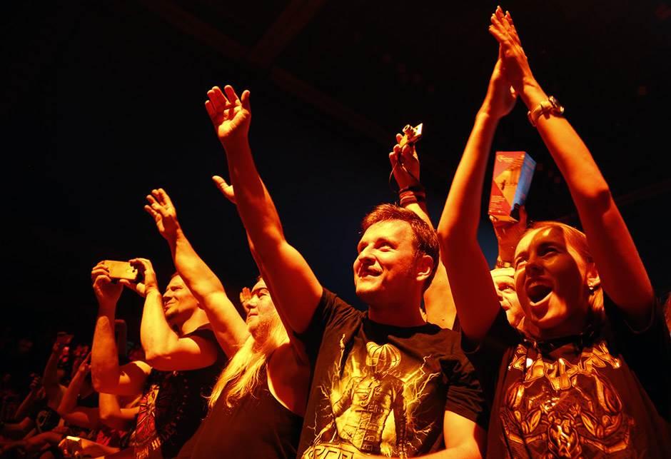 SCORPIONS: Konačno u Beogradu! (FOTO, VIDEO)