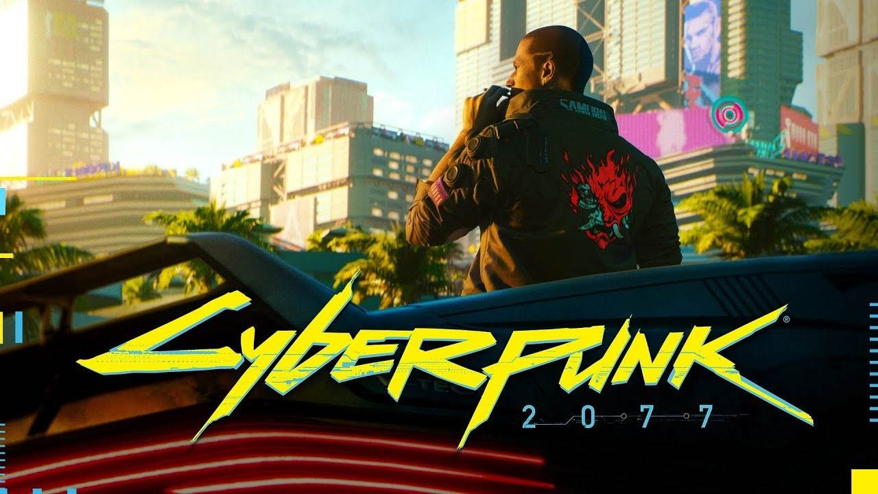 Cyberpunk 2077 E3 video trailer