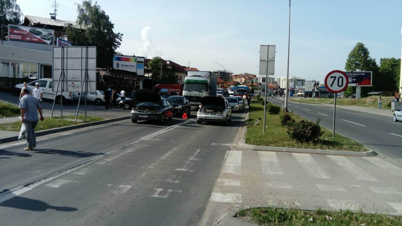saobraćaj, kamion, blokada, tranzit