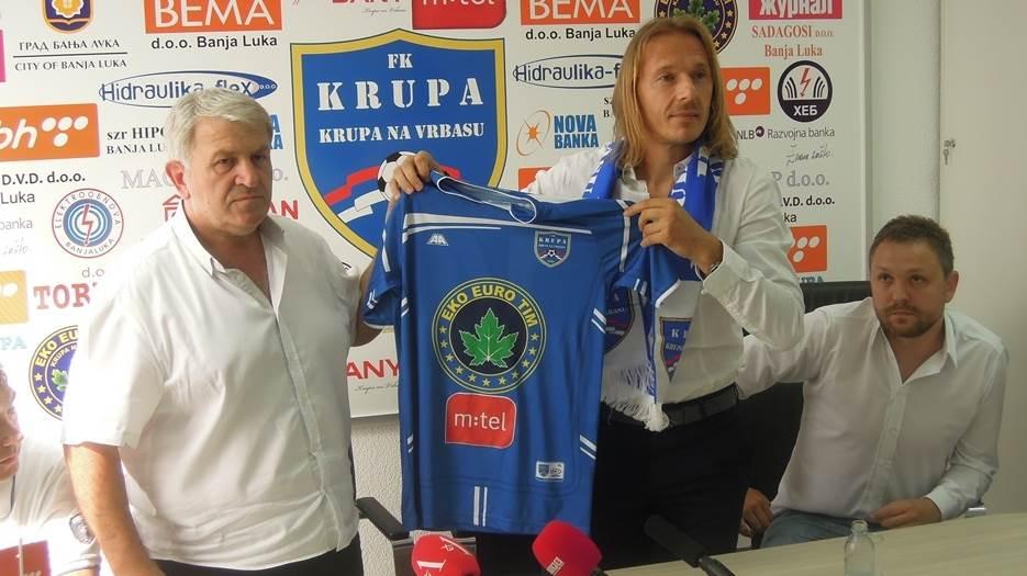 FK Krupa,
