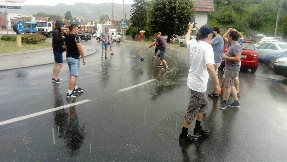 protesti, gorivo, kružni tok, Banjaluka
