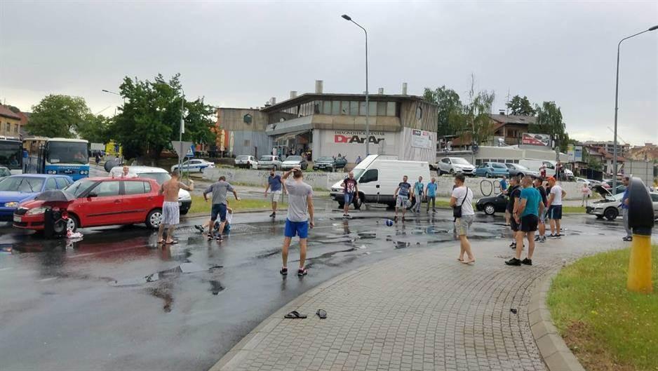Banjalučani ne odustaju: Nove blokade saobraćaja