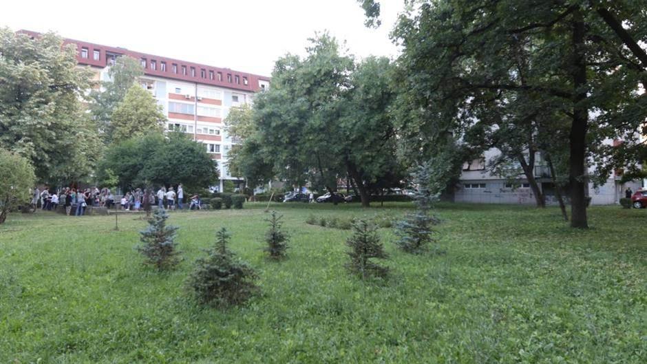 Mještani Nove Varoši brane zelenilo