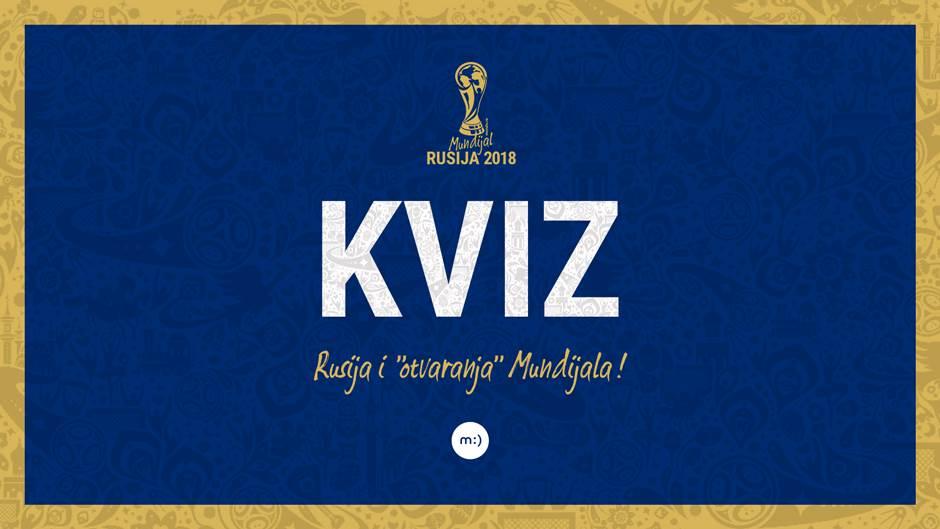Mundijal KVIZ #1: Dobro došli u Rusiju!