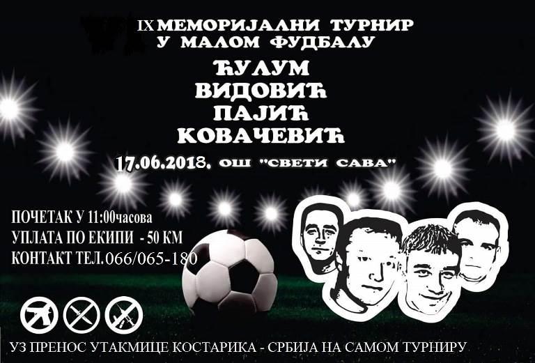 Lauš, turnir, fudbal, Banjaluka