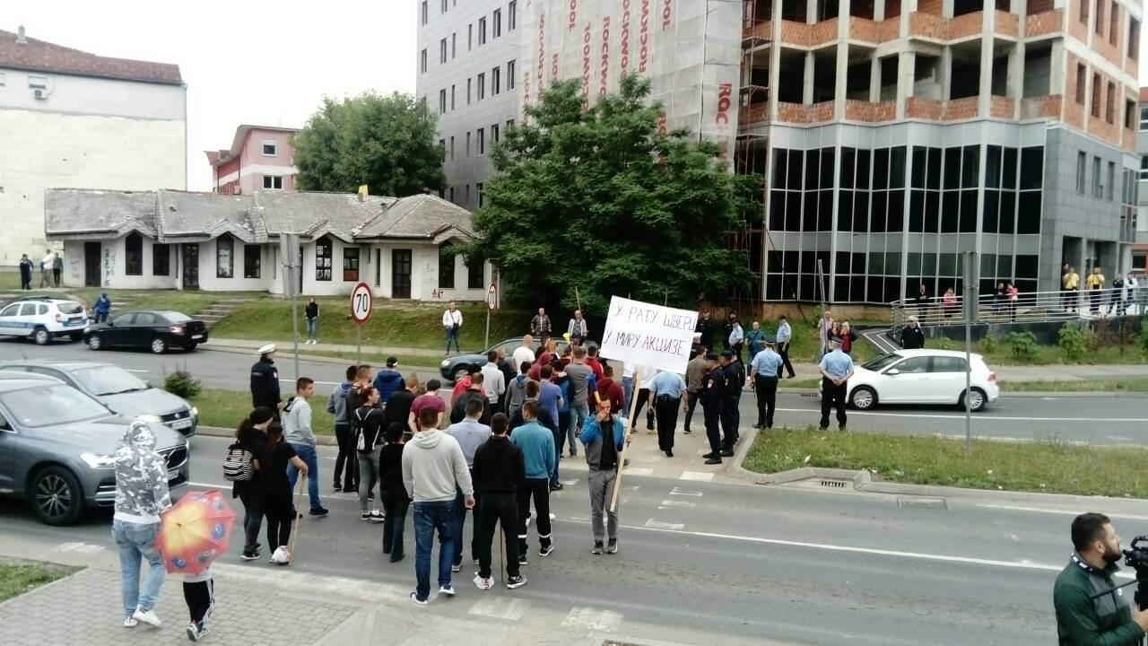 Banjaluka: Performans zbog poskupljenja goriva