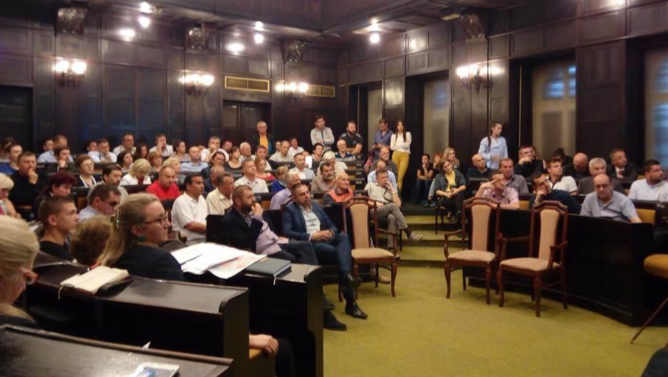 Banjaluka: Javna rasprava - obična farsa