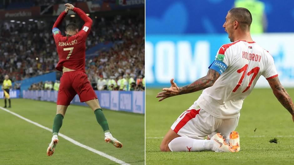 I UEFA pita: Ronaldo ili Kolarov? (ANKETA)