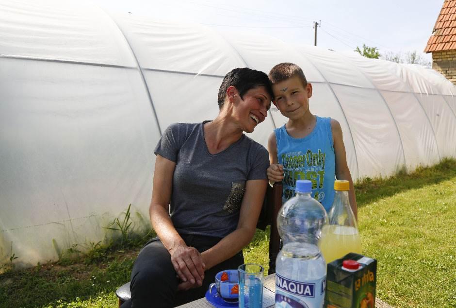 izbeglica, mira mihajlović