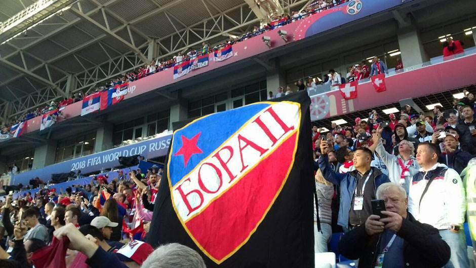 Navijači Borca u Rusiji, FK Borac, Mundijal 2018