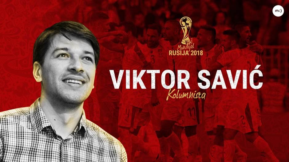 viktor savić, kolumna, viktor savic