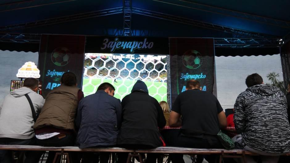 """Banjalučani uz """"orlove"""": Nismo imali sreće (VIDEO)"""