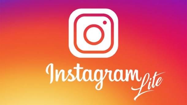 Instagram Light, Lajt, Instagram Lajt, Instagram Light