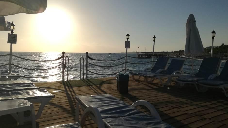 letovanje, odmor, turska, more