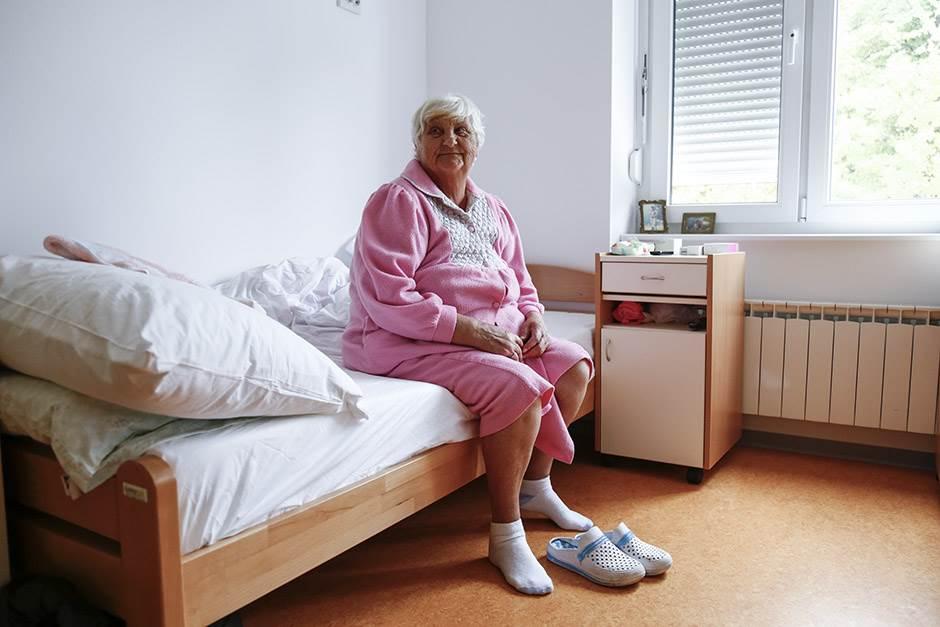 razija, dom za penzionere