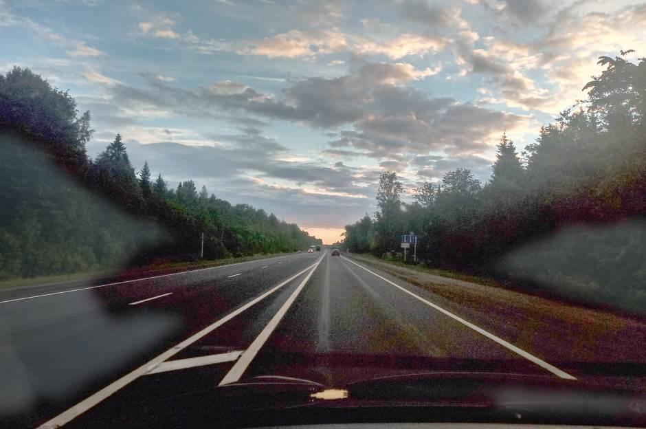 700 kilometara na sever u kolima sa Svetom