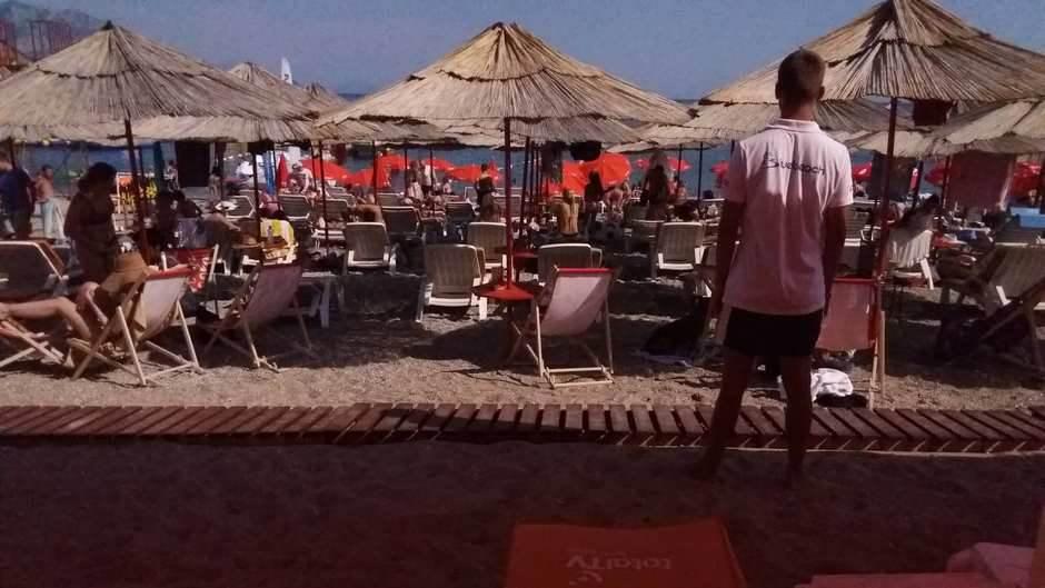 Jaz - Blue beach