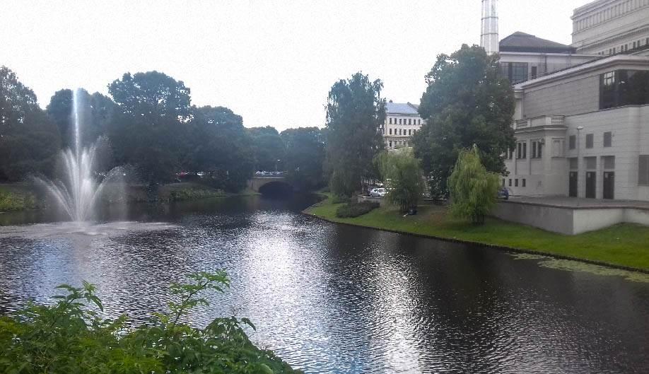 MONDO u Rigi - baltičkoj ljepotici, Parizu sjevera