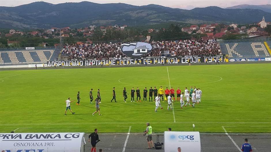 Partizan, Nikšić