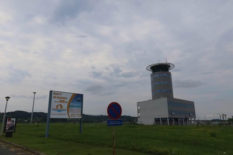 Aerodrom Banjaluka, aerodrom