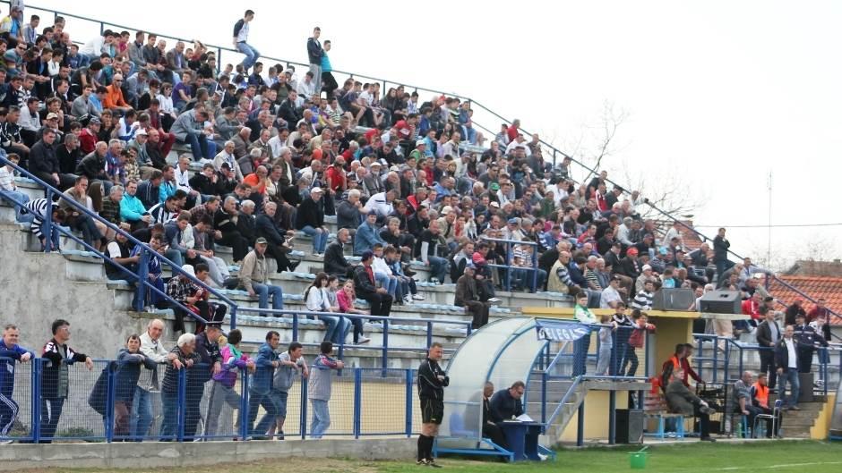 Stadion Podrinja u Janji (arhiva)