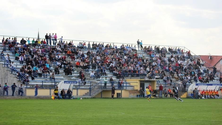 Stadion FK Podrinje Janja, tribine, gledaoci