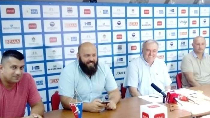 Saša Stojičić, Vladimir Branković, Marinko Umičević, Vojislav Rađa