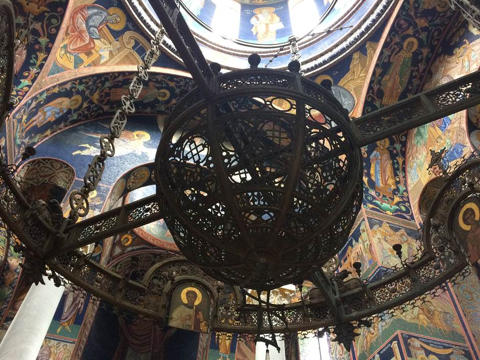 oplenac, crkva na oplencu, crkva svetog đorđa