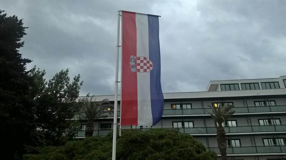 hrvatska, zastava hrvatske