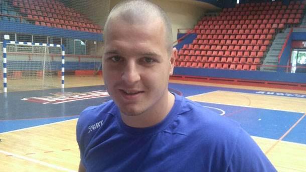 RK Borac, Srđan Savić