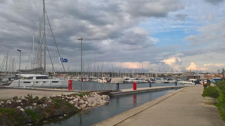 hrvatska, more, brodovi, jahte, biograd na moru