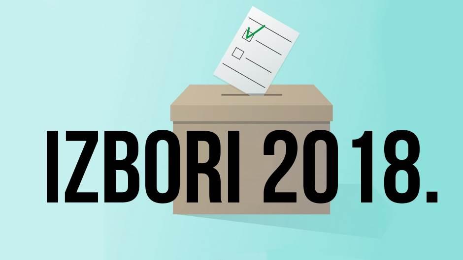 izbori, izbori 2018.