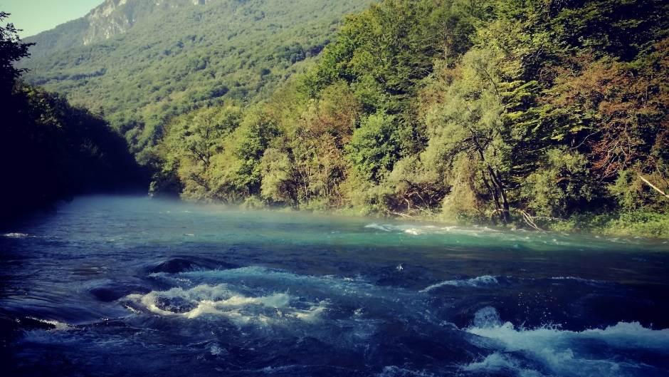 Piva, reka Piva, Pivsko jezero