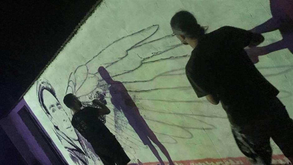 Mikša dobio mural u Prijedoru (FOTO)