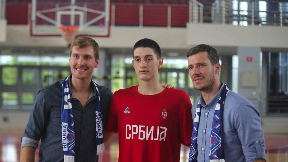 Braća Dragić u posjeti Igokei: Oduševljeni smo...