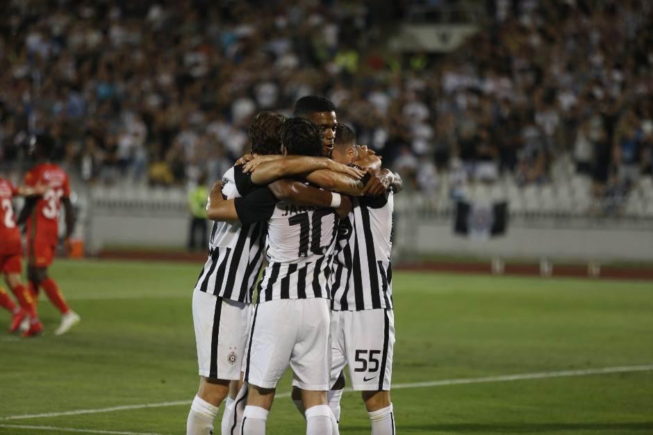 Partizan ide u Istanbul, po evropsku jesen!