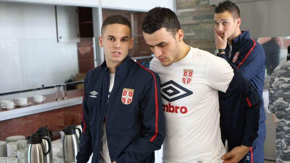 Srpski Frankfurt: Mijat, Luka, a stiže i Filip