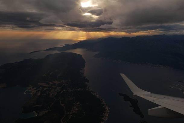 avion, let, more