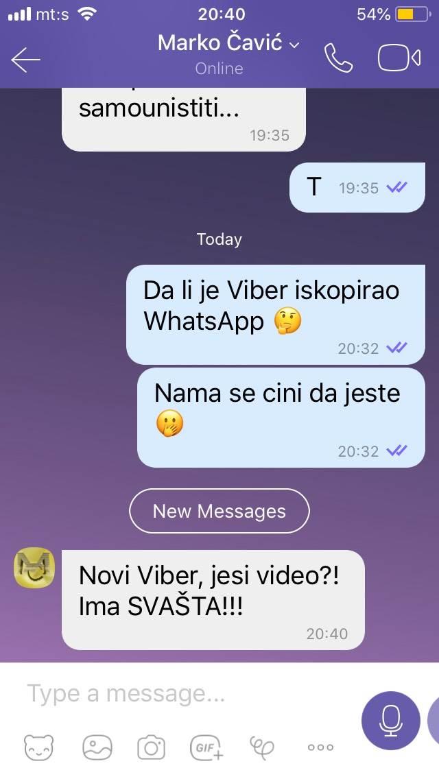 Viber: Facebook nas skupo košta, svi da polože ZAKLETVU
