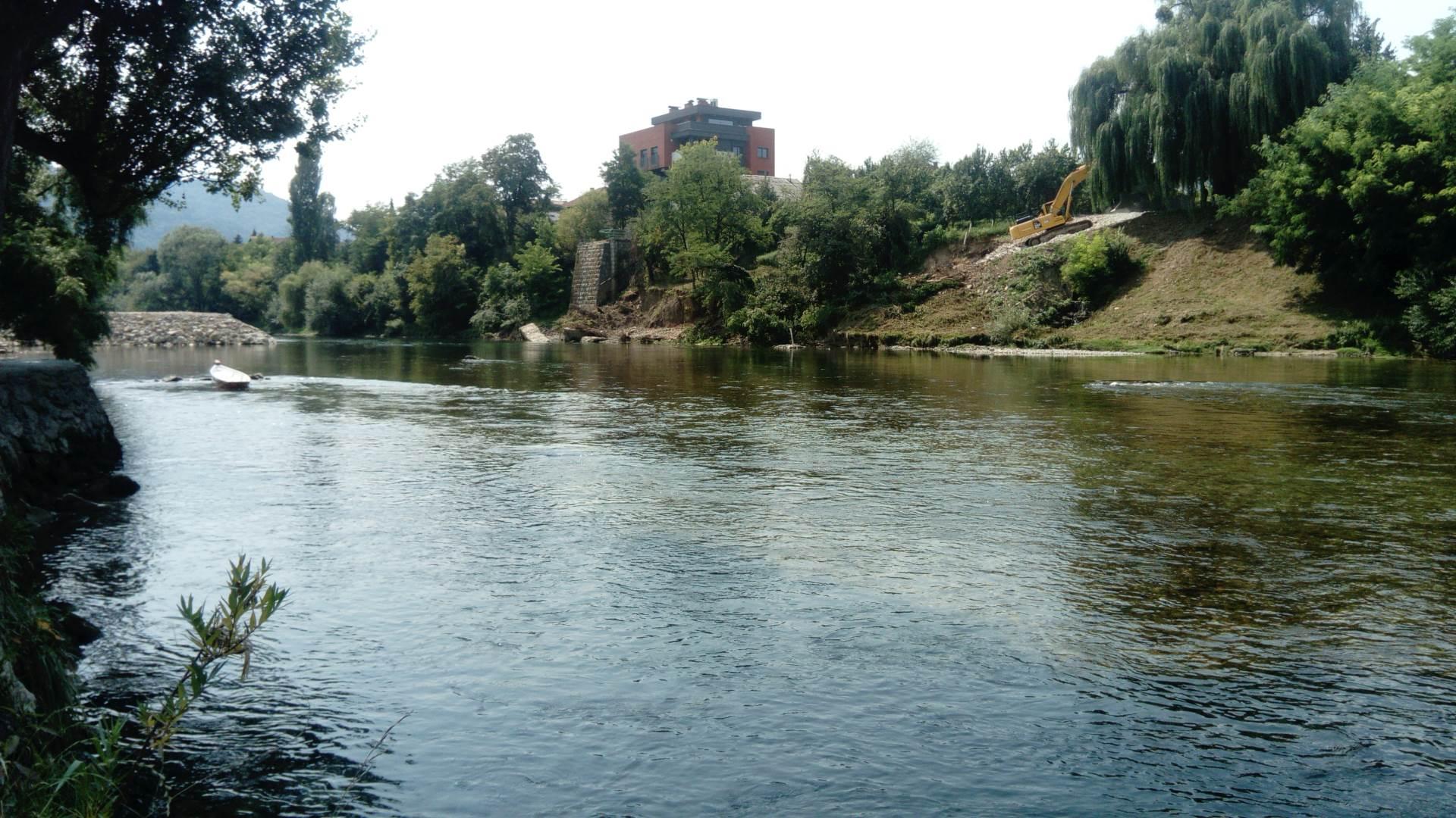 zeleni most, vrbas