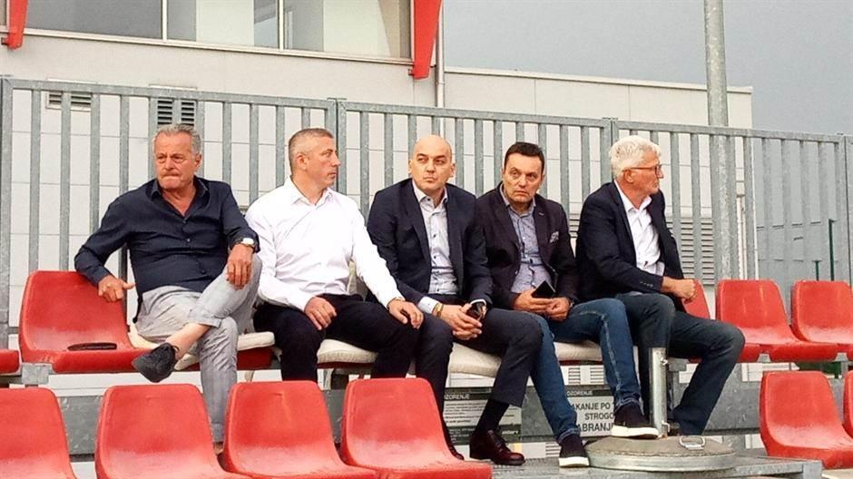 Kokeza, Bjeković, Kovačević, Filipović, Šurbatović