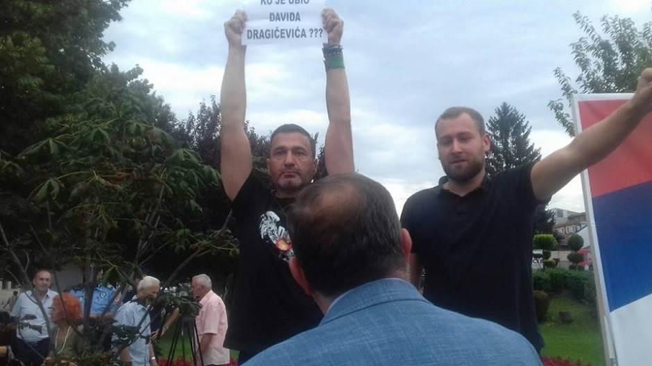 Milorad Dodik, Davor Dragičević, izbori 2018